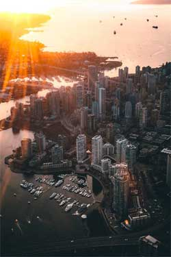 vancouver - About