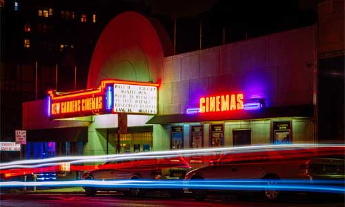 How Can You Spend the Night in Vancouver cinema - How Can You Spend the Night in Vancouver?